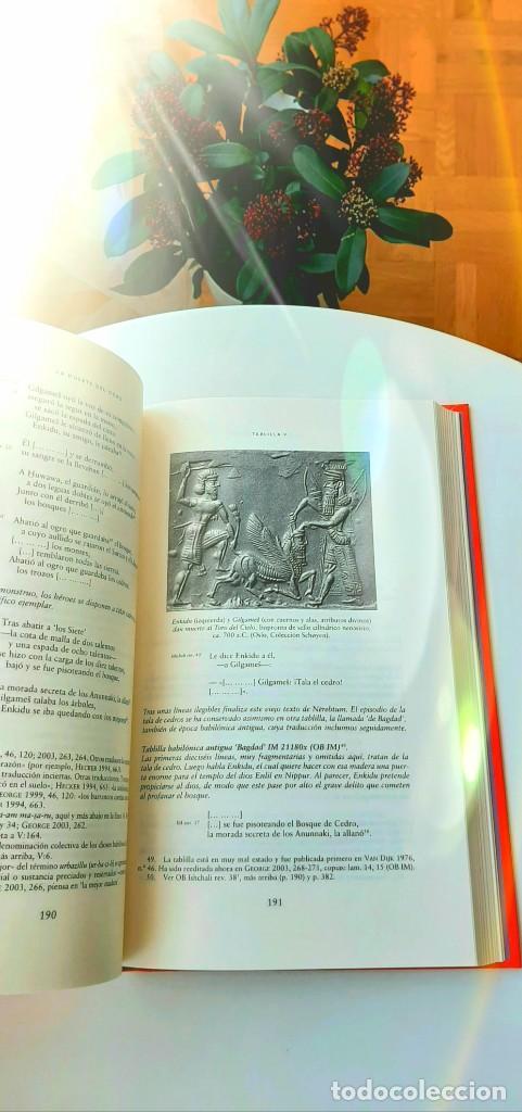 Libros: Mitos Mesopotámicos. Enuma Elish, Lambert2013. Gilgamesh, Sanmartín2018. Dalley2008. Livingstone2007 - Foto 24 - 235013875