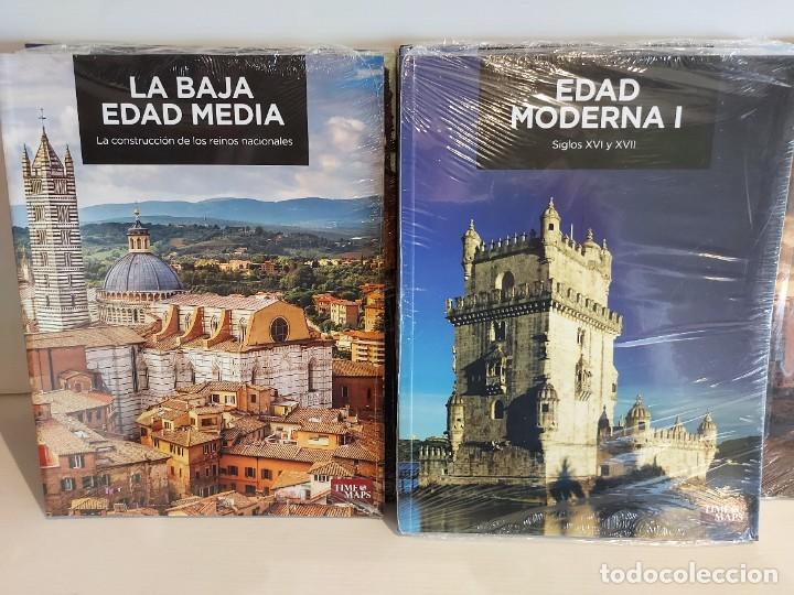 Libros: GRANDES TEMAS DE LA HISTORIA / ED: EL MUNDO - TIME MAPS / COMPLETA 12 TOMOS PRECINTADOS !! OCASIÓN. - Foto 5 - 236348465