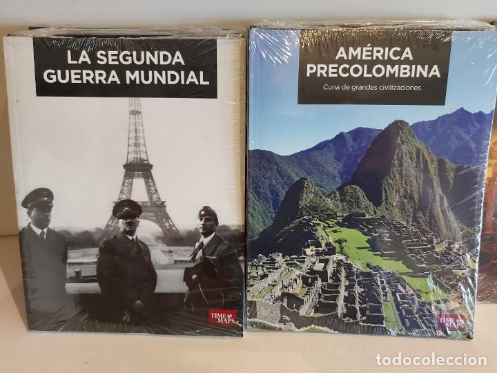 Libros: GRANDES TEMAS DE LA HISTORIA / ED: EL MUNDO - TIME MAPS / COMPLETA 12 TOMOS PRECINTADOS !! OCASIÓN. - Foto 7 - 236348465