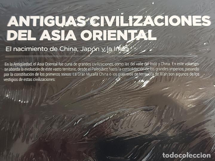 Libros: ANTIGUAS CIVILIZACIONES DEL ASIA ORIENTAL / EL NACIMIENTO DE CHINA, JAPÓN Y LA INDIA / PRECINTADO. - Foto 2 - 237676670
