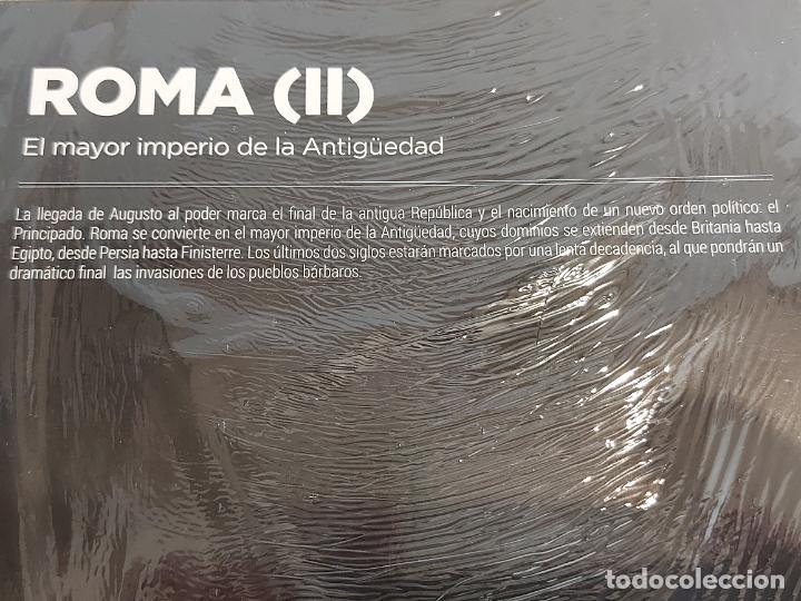 Libros: ROMA (II) EL MAYOR IMPERIO DE LA ANTIGÜEDAD / ED:. TIME MAPS / PRECINTADO. - Foto 2 - 237677040