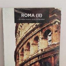 Libros: ROMA (II) EL MAYOR IMPERIO DE LA ANTIGÜEDAD / ED:. TIME MAPS / PRECINTADO.. Lote 237677040
