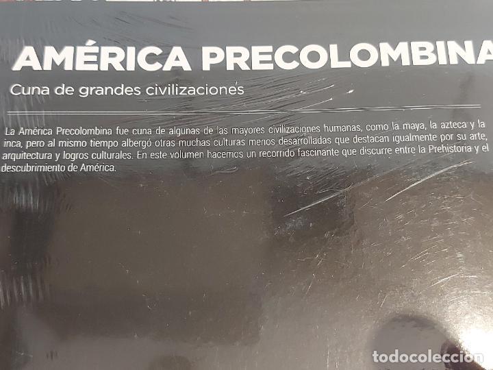 Libros: AMÉRICA PRECOLOMBINA / CUNA DE GRANDES CIVILIZACIONES / ED:. TIME MAPS / PRECINTADO. - Foto 2 - 237677300