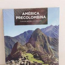Libros: AMÉRICA PRECOLOMBINA / CUNA DE GRANDES CIVILIZACIONES / ED:. TIME MAPS / PRECINTADO.. Lote 237677300