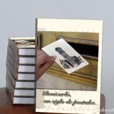 Libros: ¡¡¡LIQUIDACIÓN POR CIERRE!!! 50 LIBROS UN SIGLO DE POSTALES DE BENICARLO. Lote 239378780