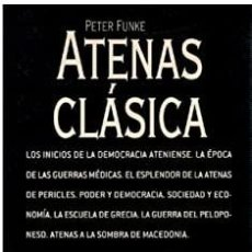 Libros: ATENAS CLASICA. ACENTO. Lote 239379600