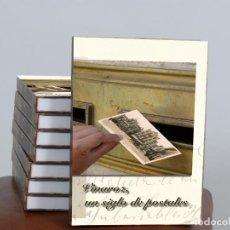 Libros: ¡¡¡LIQUIDACIÓN POR CIERRE!!! 50 LIBROS UN SIGLO DE POSTALES DE VINAROZ. Lote 239394380