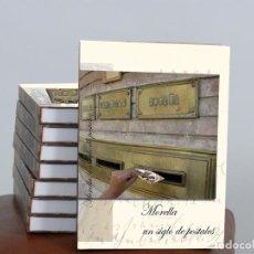 Libros: ¡¡¡LIQUIDACIÓN POR CIERRE!!! 50 LIBROS UN SIGLO DE POSTALES DE MORELLA. Lote 240345765