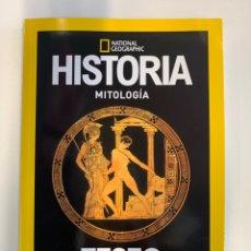 Libros: EXTRA HISTORIA NATIONAL GEOGRAPHIC MITOLOGÍA TESEO EL REY DE ATENAS. Lote 243977170