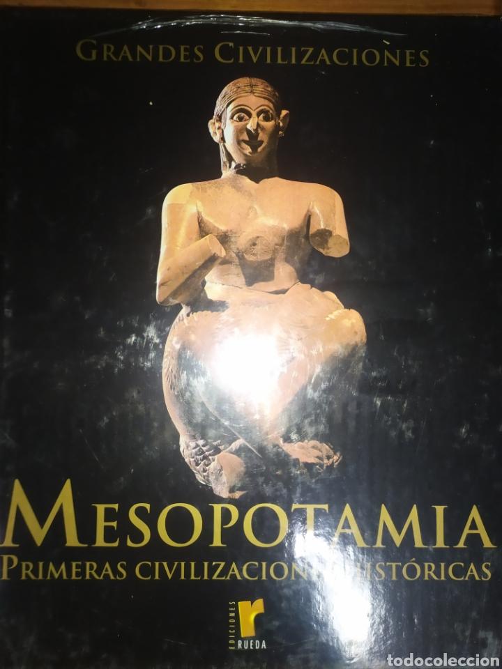 Libros: Ocasión! Colección completa a estrenar de Grandes Civilizaciones, ediciones Rueda. 10 tomos. - Foto 5 - 248749125