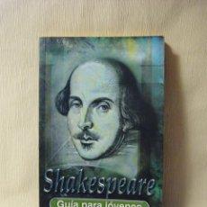 Libros: LIBRO BIOGRAFÍA SHAKESPEARE. Lote 249125005