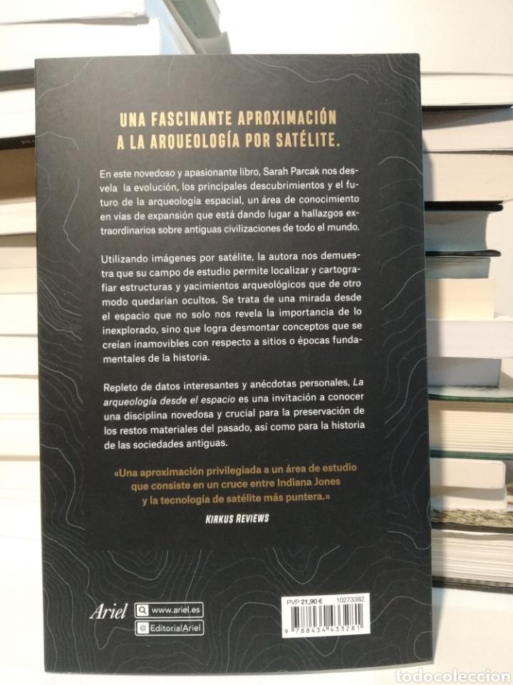 Libros: La arqueología desde el espacio Una forma revolucionaria de acercarnos al pasado Sarah Parcek - Foto 2 - 247815590