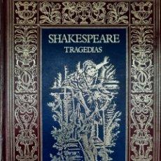 Libros: SHAKESPEARE TRAGEDIAS. Lote 253673160