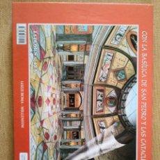 Libros: ARCHEO ROMA RECONSTRUIDA SOBRE TRANSPARENCIA.. Lote 261606415