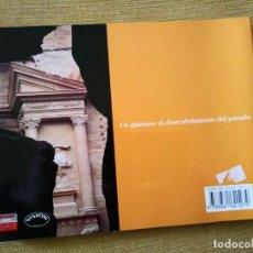 Libros: PETRA MONUMENTOS CON TRANSPARENCIA.. Lote 261608285