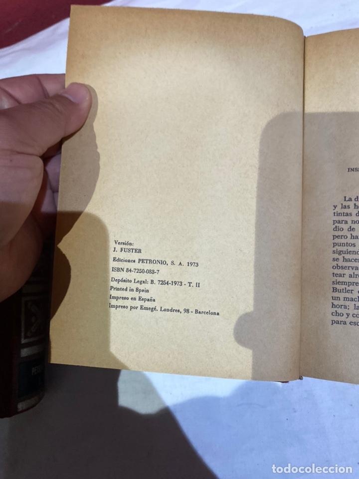 Libros: El origen del hombre de Darwin 1973.coleccion completa 2 tomos - Foto 12 - 262010945