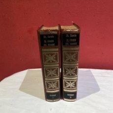Libros: EL ORIGEN DEL HOMBRE DE DARWIN 1973.COLECCION COMPLETA 2 TOMOS. Lote 262010945