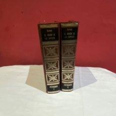 Libros: EL ORIGEN DE LAS ESPECIES. CH. DARWIN. 2 TOMOS. EDICIONES PETRONIO 1974. Lote 262011085