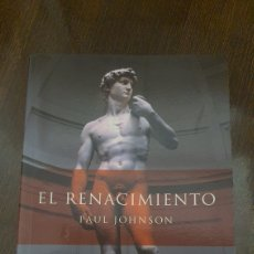 Libros: LIBRO EL RENACIMIENTO. Lote 268274399