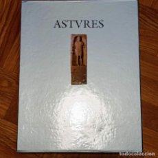 Libros: ASTURES. GIJÓN 1995. GRAN ENCICLOPEDIA ASTURIANA. 1ª EDIC. EDICION TAPA DURA Y EN TELA,CON ESTUCHE. Lote 268976859