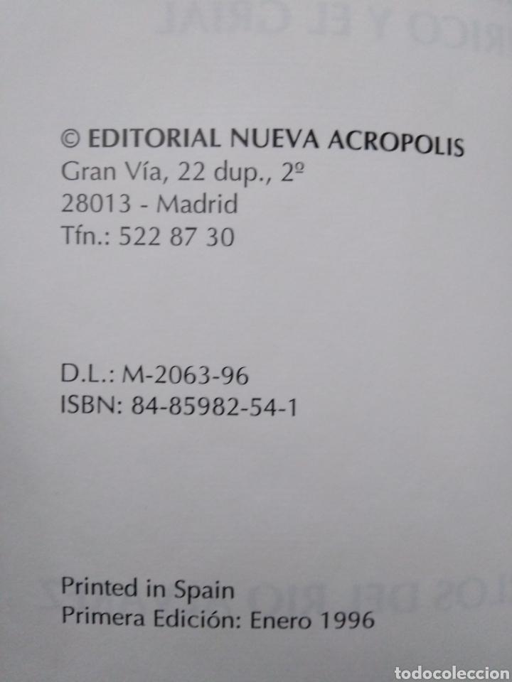 Libros: La saga del Rey Arturo, mito y realidad del ciclo arturico y el grial - Foto 4 - 269271988
