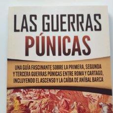 Libros: LIBRO LAS GUERRAS PÚNICAS. Lote 269705108