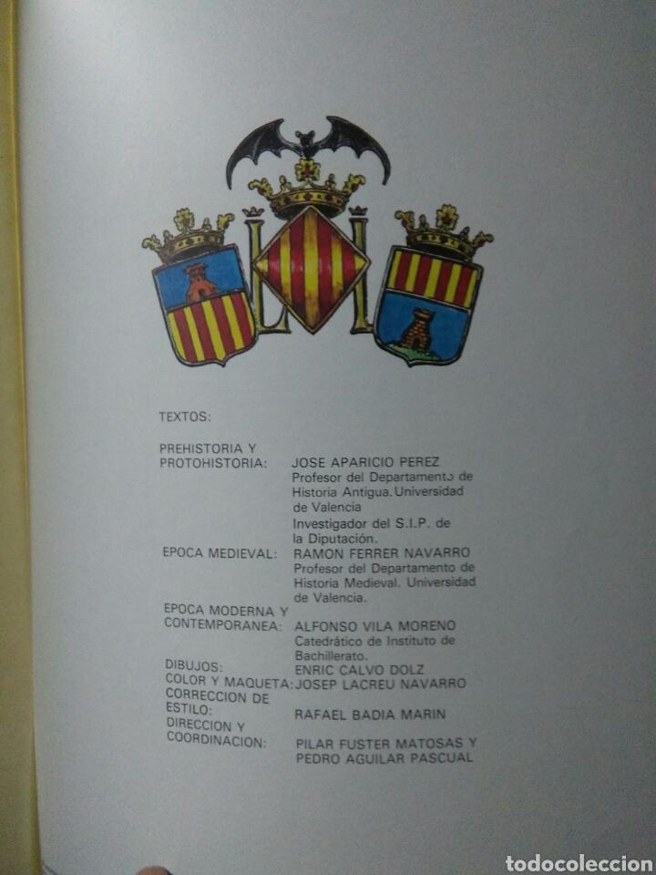 Libros: Historia del pueblo valenciano ,1983 - Foto 3 - 269771128