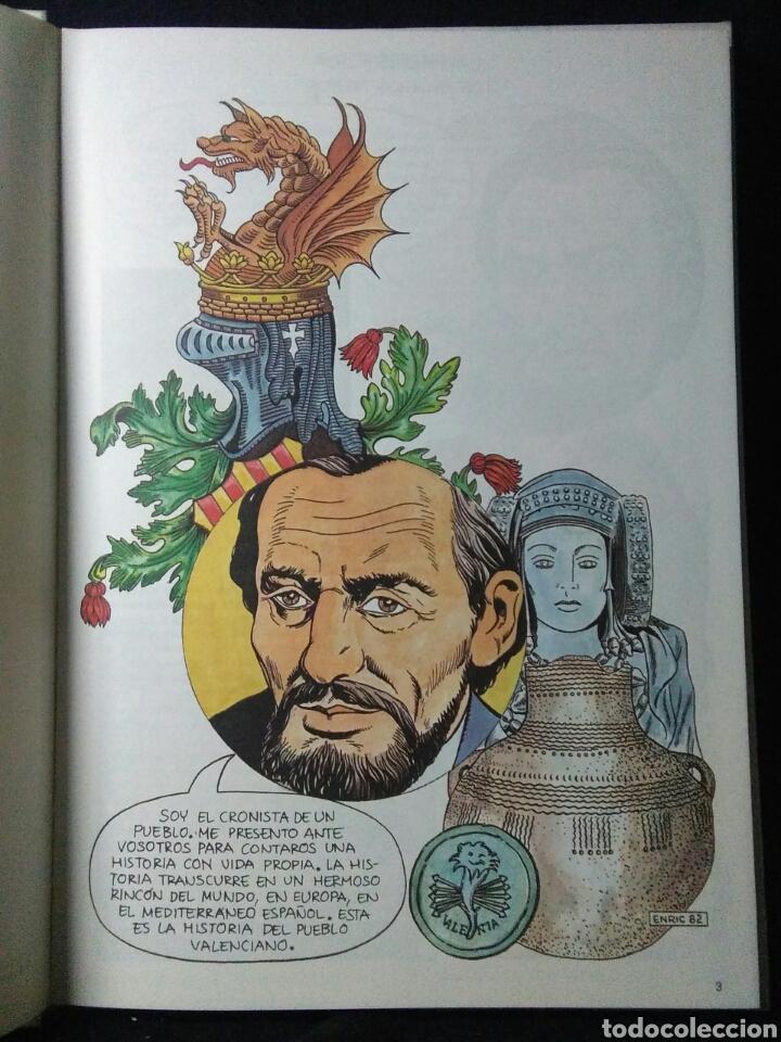 Libros: Historia del pueblo valenciano ,1983 - Foto 5 - 269771128