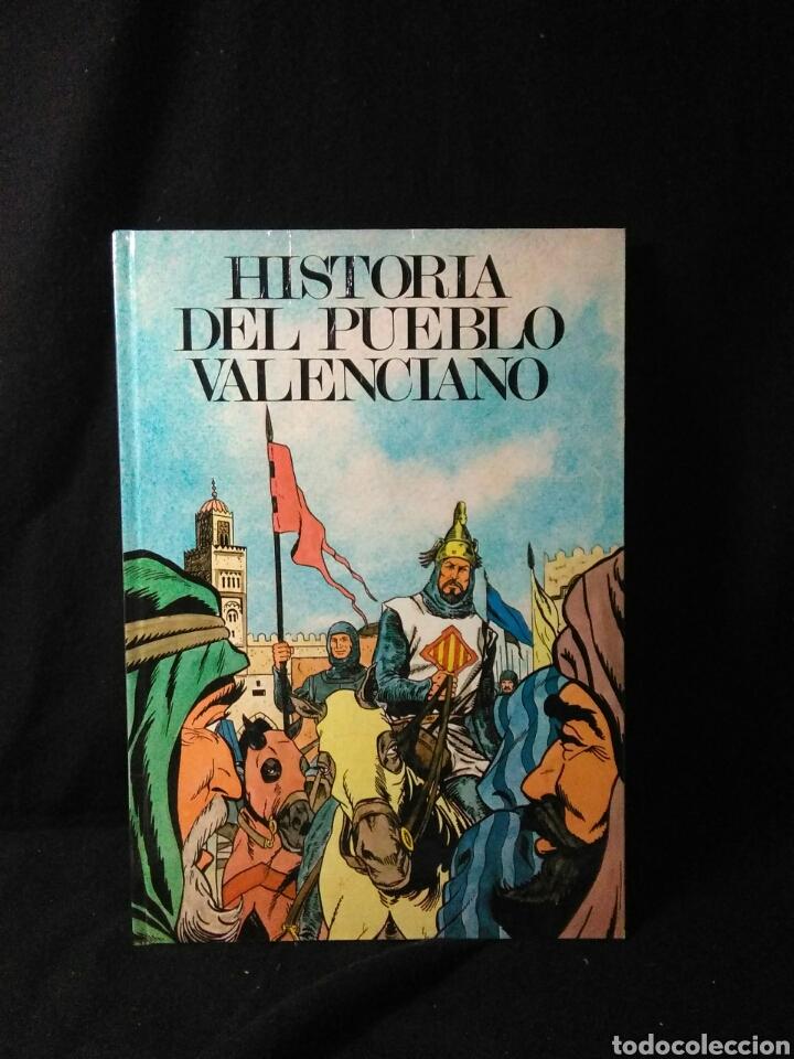 HISTORIA DEL PUEBLO VALENCIANO ,1983 (Libros Nuevos - Historia - Historia Antigua)