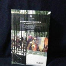 Libros: MONARQUIA E IMPERIO ,EL REINADO DE CARLOS V. Lote 269778258