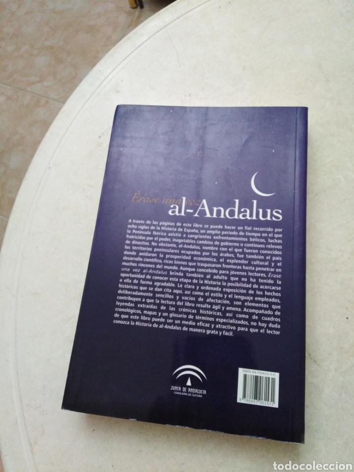Libros: Erase una vez al-Andalus, Juan Castilla Brazales - Foto 2 - 270248968