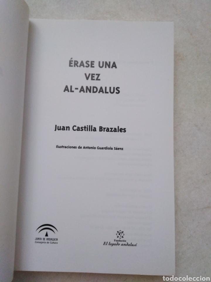 Libros: Erase una vez al-Andalus, Juan Castilla Brazales - Foto 3 - 270248968