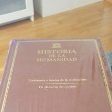 Libros: HISTORIA DE LA HUMANIDAD. VOLUMEN 1, 2, 3, 5, 6, 8. DEL AÑO 3000 A.C HASTA EL SIGLO XX. Lote 270575168
