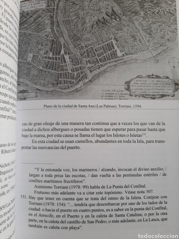 Libros: Descripción de las Islas Canarias - Foto 4 - 277171583