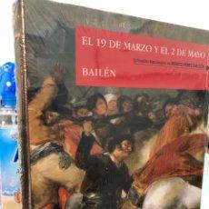 Libri: EL 19 DE MARZO Y EL 2 DE MAYO - BAILEN - EPISODIOS NACIONALES BENITO PEREZ GALDOS. Lote 280193623