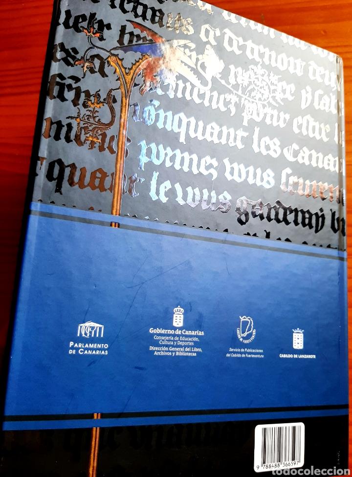 Libros: Le Canarien. Retrato de dos mundos. Contextos - Foto 3 - 283808163