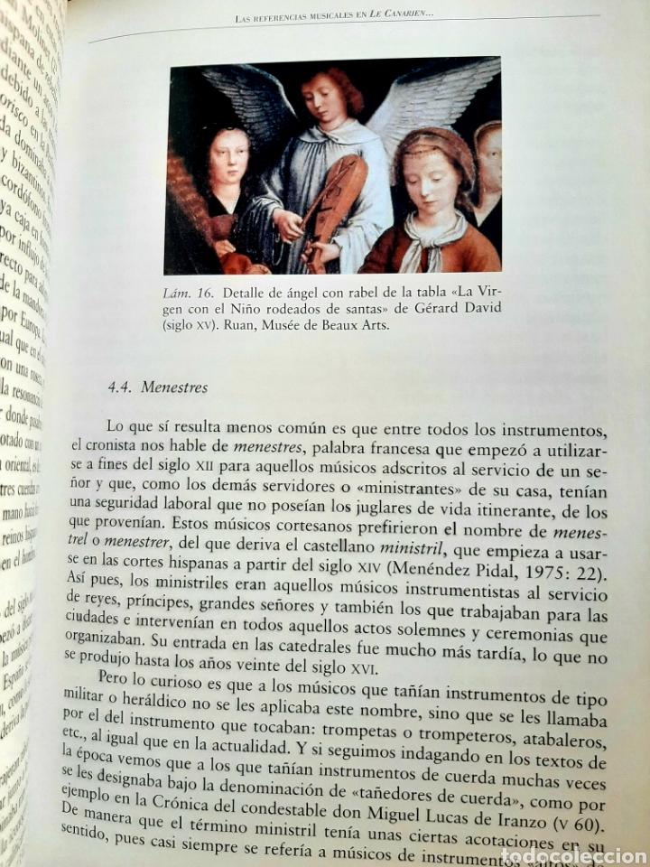 Libros: Le Canarien. Retrato de dos mundos. Contextos - Foto 5 - 283808163