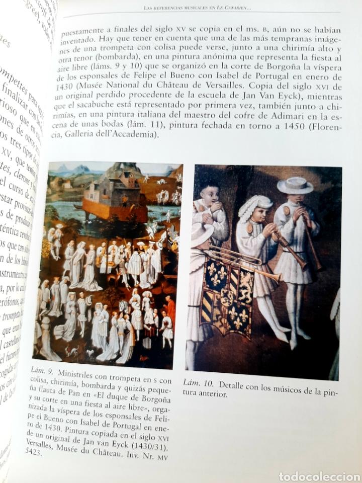 Libros: Le Canarien. Retrato de dos mundos. Contextos - Foto 7 - 283808163