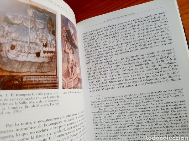 Libros: Le Canarien. Retrato de dos mundos. Contextos - Foto 10 - 283808163