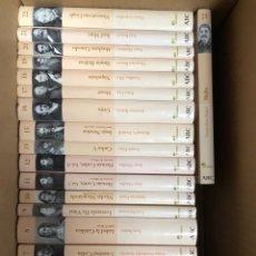Livres: LOTE LIBROS ABC PROTAGONISTAS DE LA HISTORIA - NAPOLEON MOZART GOYA PETER GAY DEMETRIO RAMOS MARX. Lote 284637578