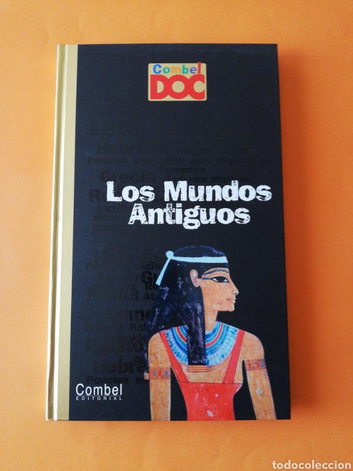 LIBRO NUEVO LOS MUNDOS ANTIGUOS COMBEL (Libros Nuevos - Historia - Historia Antigua)