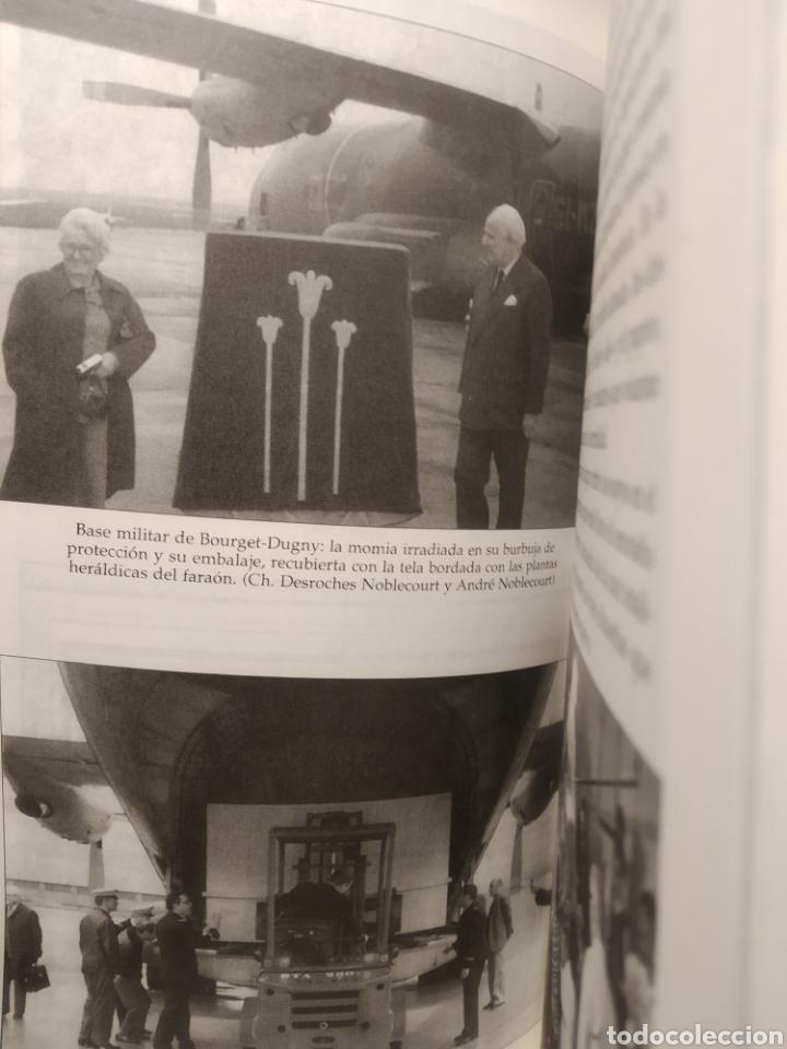 Libros: Ramsés II La verdadera historia Christiane Desroches-Noblecourt Ariel - Foto 2 - 285483868