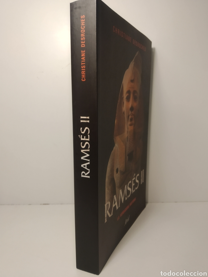 Libros: Ramsés II La verdadera historia Christiane Desroches-Noblecourt Ariel - Foto 4 - 285483868