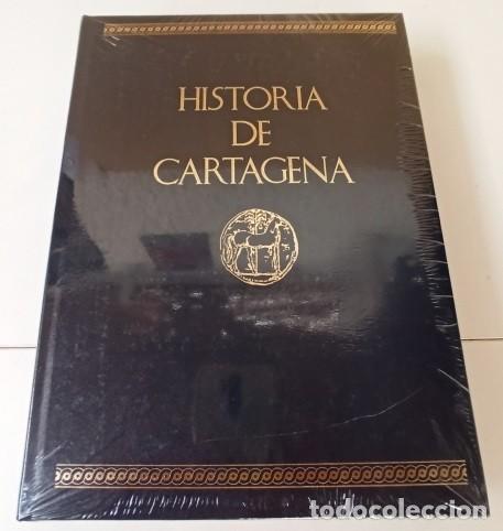 HISTORIA DE CARTAGENA TOMO Nº 1 - NUEVO DE LIBRERÍA. (Libros Nuevos - Historia - Historia Antigua)