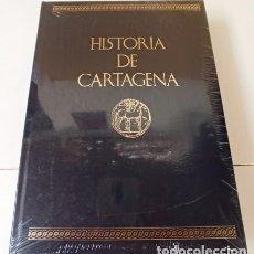 Livros: HISTORIA DE CARTAGENA TOMO Nº 1 - NUEVO DE LIBRERÍA.. Lote 288371068