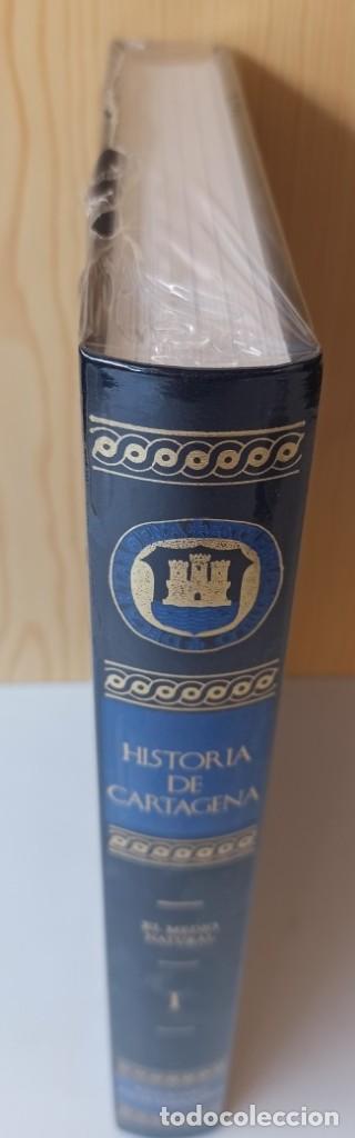 Libros: HISTORIA DE CARTAGENA TOMO Nº 1 - NUEVO DE LIBRERÍA. - Foto 3 - 288371068