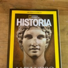 Libros: EXTRA HISTORIA NATIONAL GEOGRAPHIC ALEJANDRO MAGNO. Lote 288619968