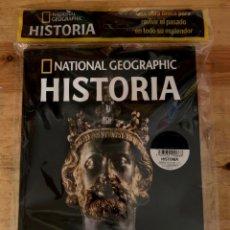 Libros: COLECCIÓN HISTORIA NATIONAL GEOGRAPHIC ABDERRAMÁN III. Lote 289014703