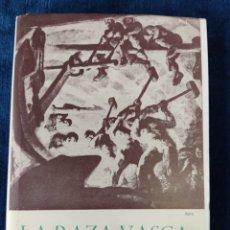 Libros: LA RAZA VASCA COLEC AUÑAMENDI. Lote 290937648