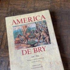 Libros: AMERICA DE BRY 1590-1634 - SIRUELA (2003) ENVÍO GRATIS. Lote 290958088